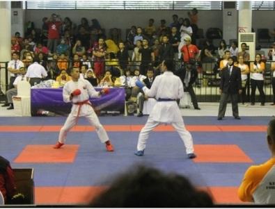 Debut Karateka STMKG Dalam Ajang Kejuaraan Daerah DKI Jakarta