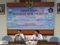 Seminar Nasional Meteorologi Untuk Penerbangan