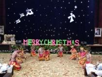 Perayaan Natal 2014 Keluarga Besar BMKG