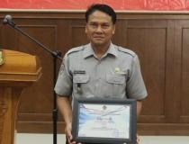 STMKG Satker ke-II terbaik dalam pelaksanaan anggaran se-Banten