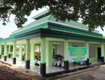 Peresmian Masjid Ulul Albab STMKG