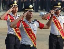 Pelantikan Anggota Marching Band Bahana STMKG Angkatan VIII