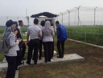 PKL Taruna Meteorologi Semester 5C di Surabaya