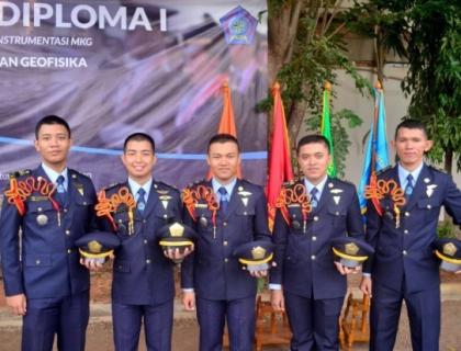 Mengenal Calon Komandan Resimen STMKG Periode 2016-2017