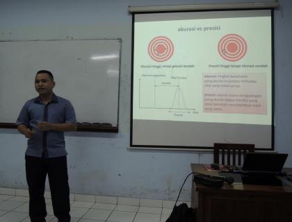 Workshop Relokasi Gempabumi: HypoDD dengan Data Waveform Cross-Correlation