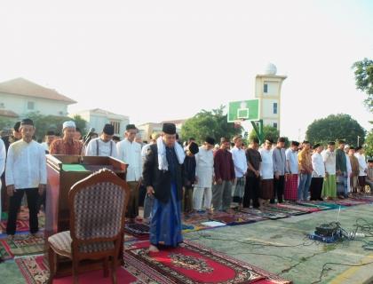 Semarak Hari Raya Idul Adha Di Kampus STMKG