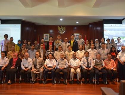 Workshop Eco-DRR di Citeko Bogor