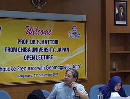 Earthquake Precursor with Geomagnetic Data