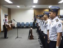 Wajah Baru dalam Kepengurusan Resimen STMKG Periode 2017/2018