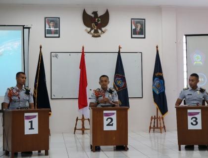Persiapan Pemilu Raya STMKG 2017 : Kepemimpinan Demokratis