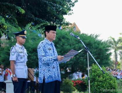 Hari Sumpah Pemuda, Menumbuhkan Motivasi Taruna Untuk Berprestasi Membangun Negeri