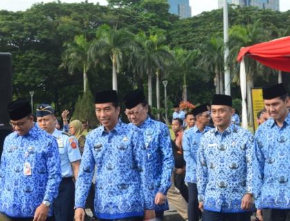 Hari Korpri ke-46 Jadi Momentum Soliditas dan Solidaritas bagi Korps Pegawai Republik Indonesia