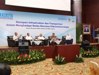 Dialog Interaktif Kesiapan Menghadapi Bencana Hidrometeorologis