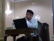 Kuliah Budi Pekerti bersama Ketua STMKG