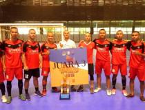 TIM FUTSAL STMKG RAIH JUARA 3 POLTEKIM CUP 2018