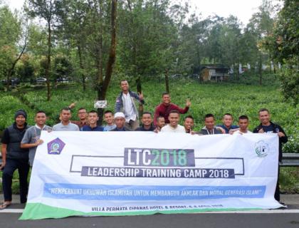 Perkuat Ukhuwah, Lanjutkan Dakwah: Leadership Training Camp 2018