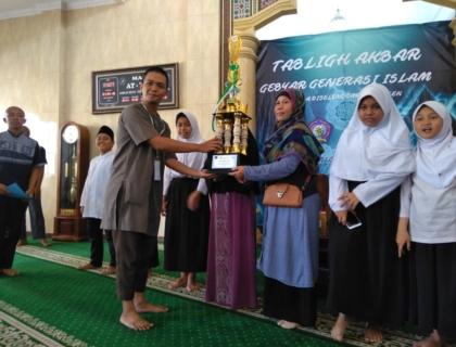 Menyambut Puncak Kemeriahan Gebyar Generasi Islami, Tabligh Akbar: Al-Qur'an Aku Rindu