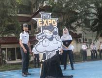 PENGUMUMAN CALON KOMANDAN RESIMEN DAN PEMBUKAAN IPTEK EXPO 2018