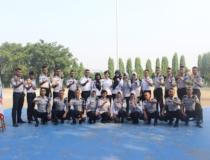 UPACARA PELANTIKAN PENGURUS KARATE STMKG PERIODE 2018/2019