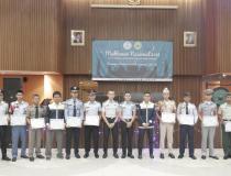 Partisipasi Taruna STMKG Dalam MUNAS FOKRI 2018