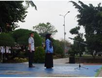 UPACARA PERINGATAN HARI SUMPAH PEMUDA KE 90 TAHUN 2018: BANGUN PEMUDA, SATUKAN INDONESIA