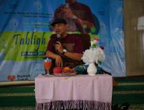 TABLIG AKBAR STMKG ISLAMIC FAIR (2019)  GENERASI MILLENNIAL: KOLABORASI IMAN, TAQWA, DAN MODERNITAS