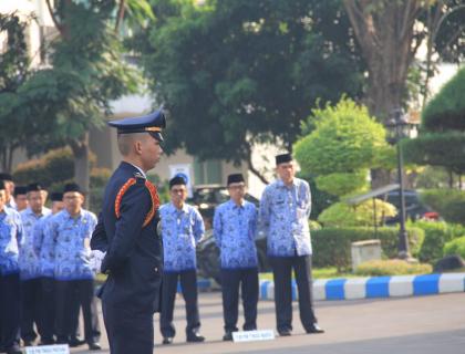 "Upacara Peringatan Hari Lahir Pancasila: ""Saya Indonesia, Saya Pancasila"""