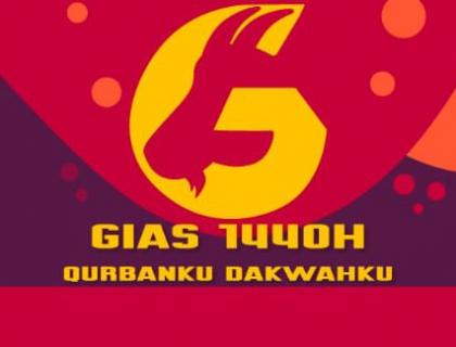 GIAS 1440 H: KURBANKU DAKWAHKU