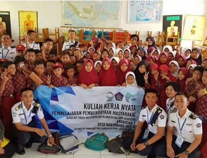 KULIAH KERJA NYATA (KKN) ANGKATAN KEDUA STMKG TAHUN 2019 DI RANGKASBITUNG