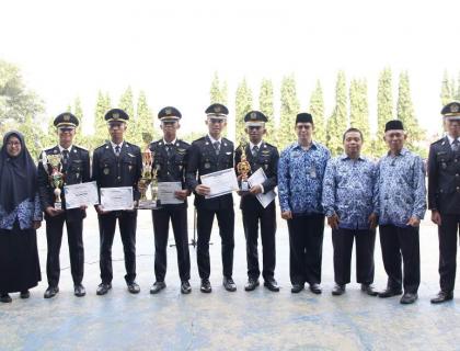 UPACARA PERINGATAN HARI SUMPAH PEMUDA KE-91