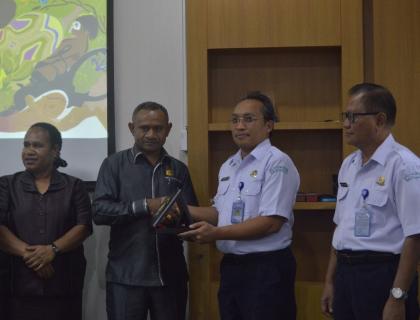 Penerimaan Calon Taruna STMKG Jalur Afirmasi dari Papua