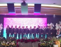 PARTISIPASI PK STMKG DALAM PERAYAAN NATAL 2019 DI PT. ANGKASA PURA