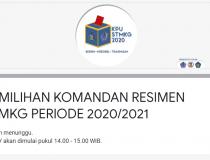 PEMILIHAN UMUM RAYA (PEMIRA) DARING STMKG 2020