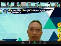 Pembukaan Praktik Kerja Lapangan (PKL) STMKG 2021